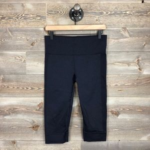 Lululemon Navy Blue Crop Leggings